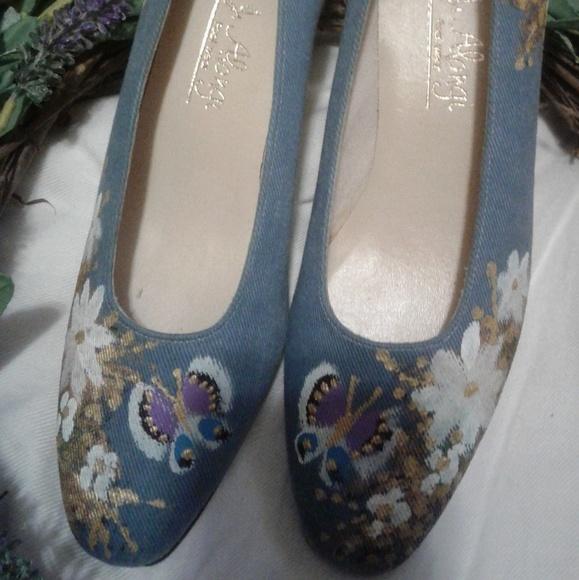 J Alongi Shoes - Vintage J. Alongi Shoes